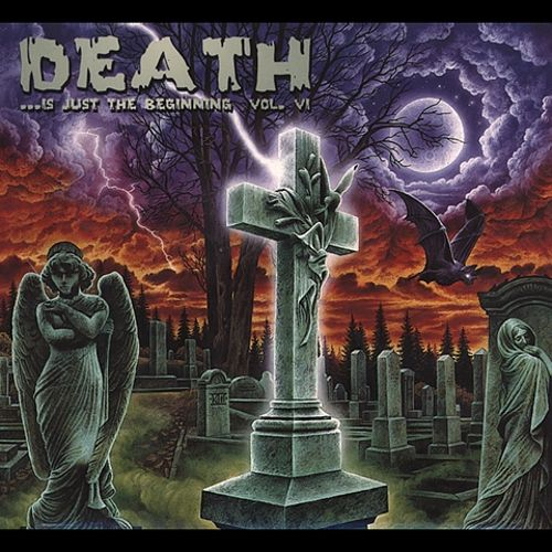 death is just the beginning vol 6