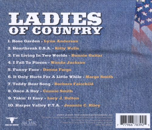 Good Old Country: Ladies of Country