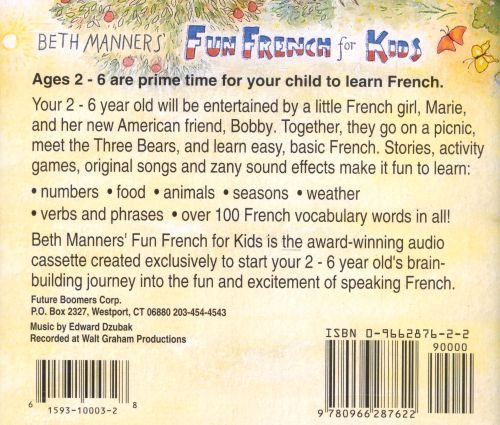 Fun French for Kids