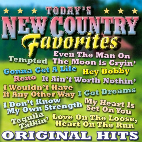 Original Hits: Today's New Country Favorites