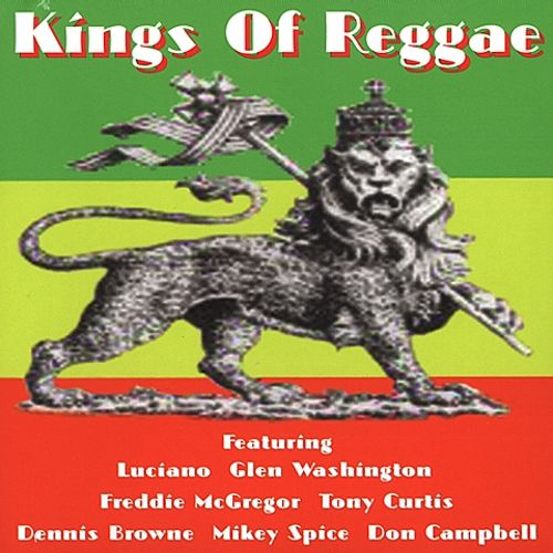 Kings of Reggae [Artists Only]