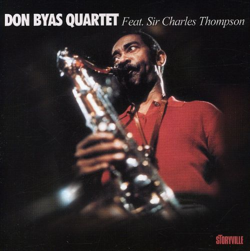 Don Byas Quartet Featuring Sir Charles Thompson