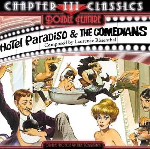Hotel Paradiso: The Comedians