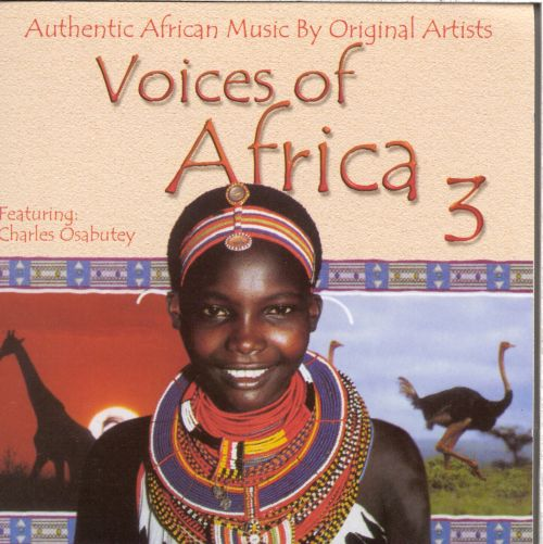 Voices of Africa, Vol. 3 [BCI]