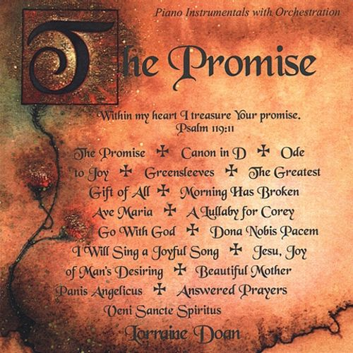 The Promise: Piano Instrumentals with Orchestration