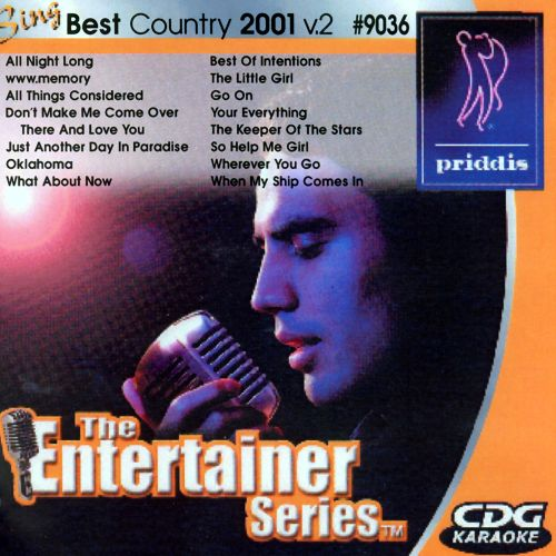 Sing Best Country 2001 Vol. 2