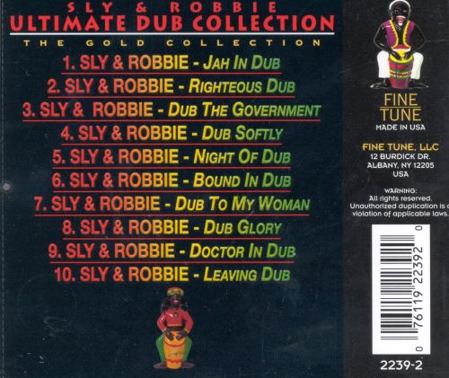 Gold Dubs: Ultimate Reggae Collection