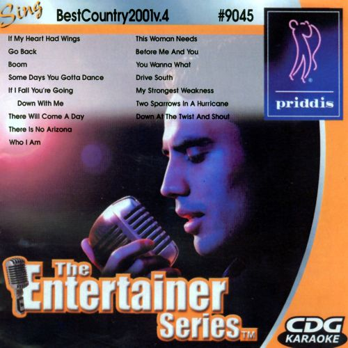 Sing Best Country 2001 Vol. 4