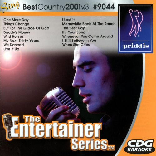 Sing Best Country 2001 Vol. 3