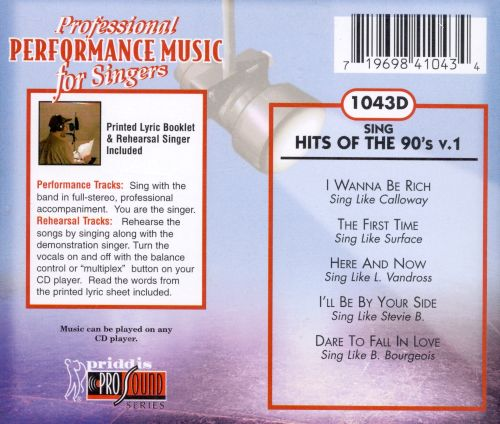 Sing Hits of '91 Vol. 1