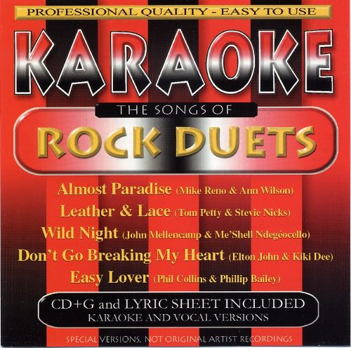 The Songs of Rock Duets