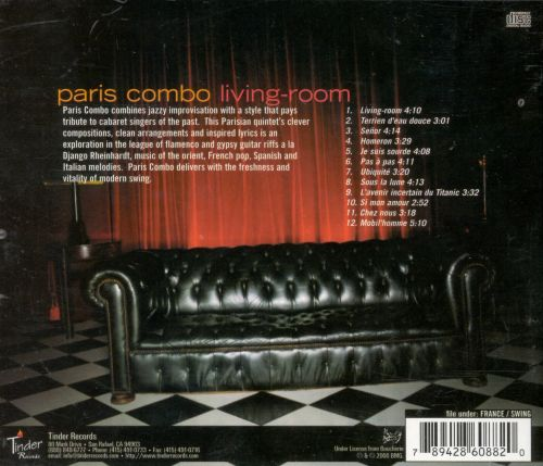 living room paris combo living room combo songs reviews credits allmusic 17126