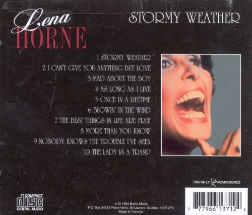 Stormy Weather [Prime Cuts]