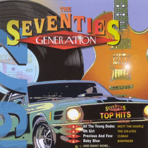 The Seventies Generation: 1972