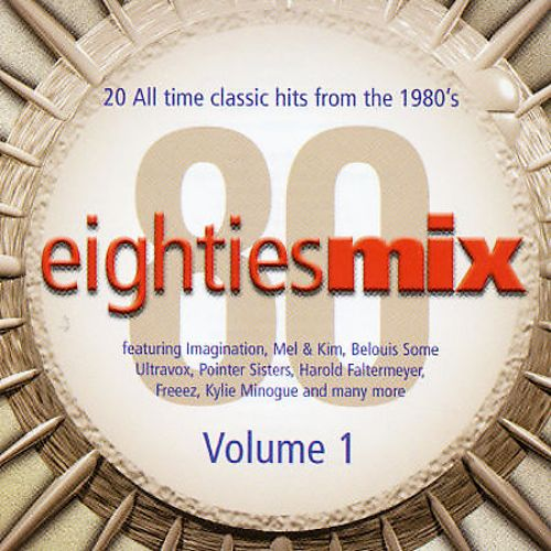 Eighties Mix: 20 All Time Classic Hits from the 1980's