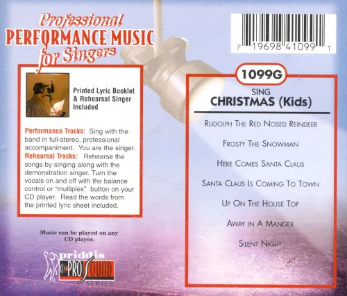 You Can Sing Christmas