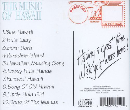 Music of Hawaii [Passport]
