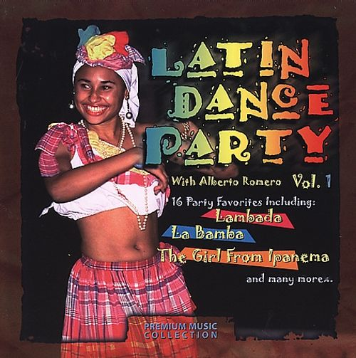 Latin Dance Party, Vol. 1 [Premium]
