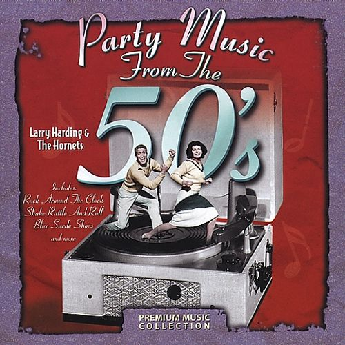 Party Music from the 50's
