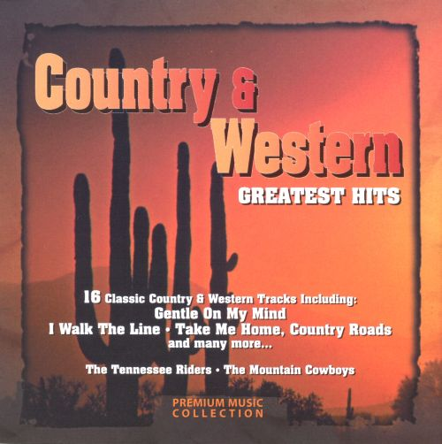 Country & Western Greatest Hits