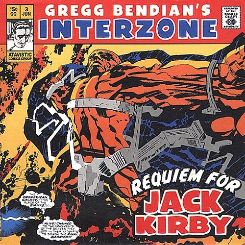 Requiem for Jack Kirby