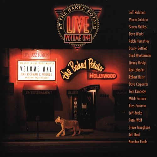 Live at the Baked Potato, Vol.1
