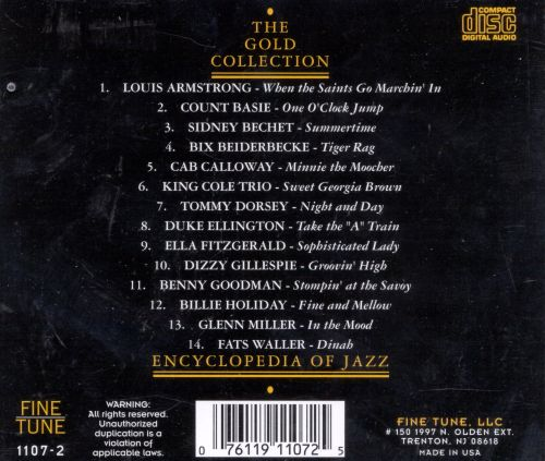 Encyclopedia of Jazz: Gold Collection