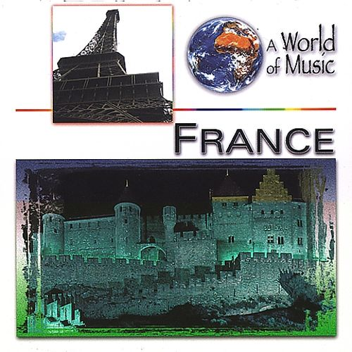 World of Music: France (St. Clair)