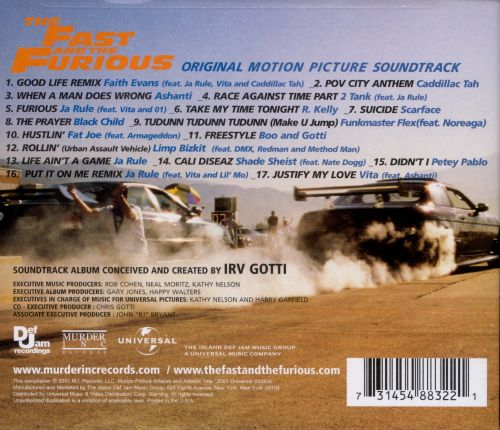 Film music site the fast and the furious: tokyo drift soundtrack.