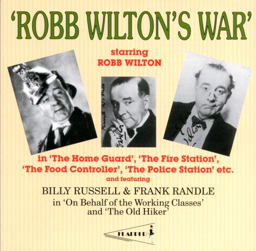 Robb Wilton's War