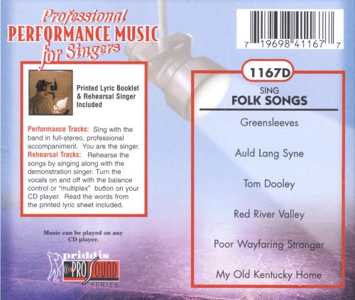 Sing Folk Songs