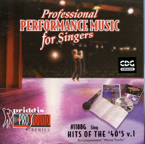Hits of the 40's, Vol. 1