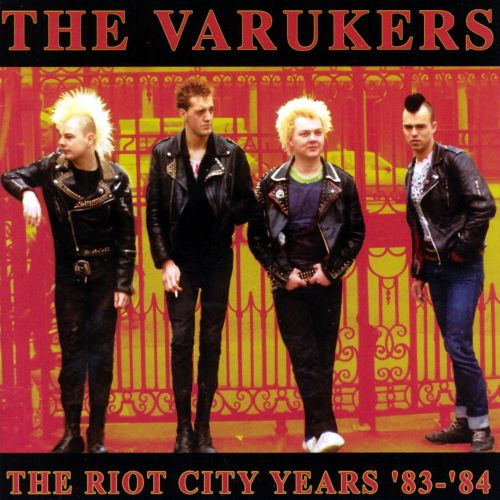 The Riot City Years: 1983-1984
