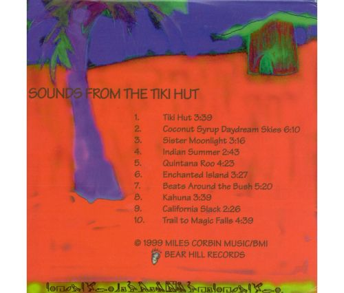 Sounds from the Tiki Hut