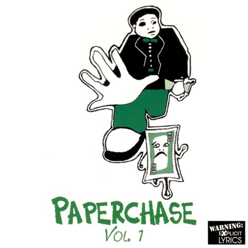Paperchase, Vol. 1