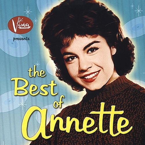 The Best of Annette [Buena Vista]