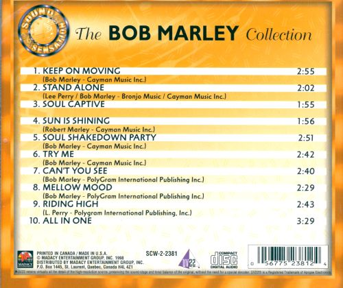 Collection [1999 Madacy]
