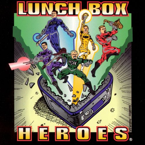 Lunch Box Heroes