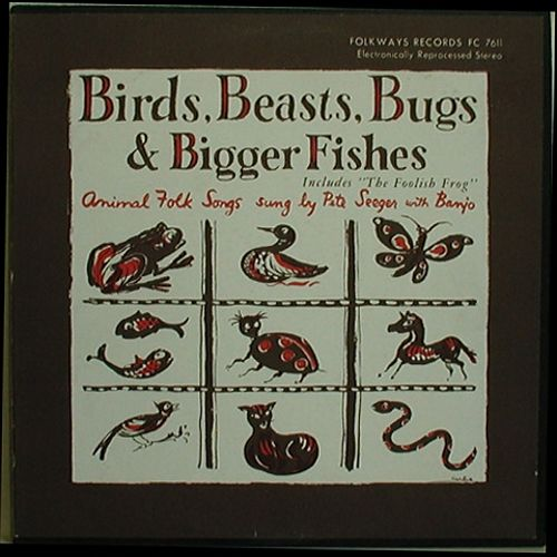 Birds, Beasts, Bugs & Bigger Fishes