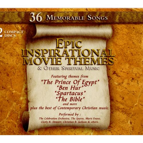 epic inspirational movie themes various artists songs reviews