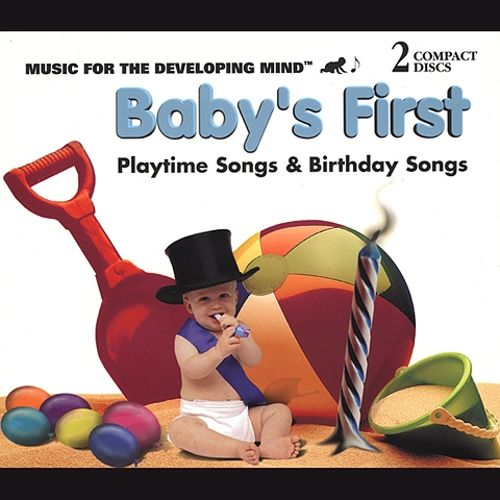 Baby's First: Playtime Songs/Birthday Songs