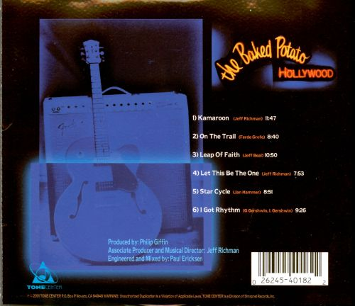 Live at the Baked Potato, Vol. 2