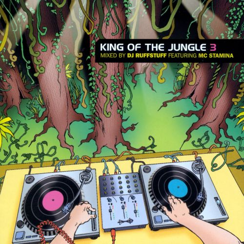 King of the Jungle, Vol. 3