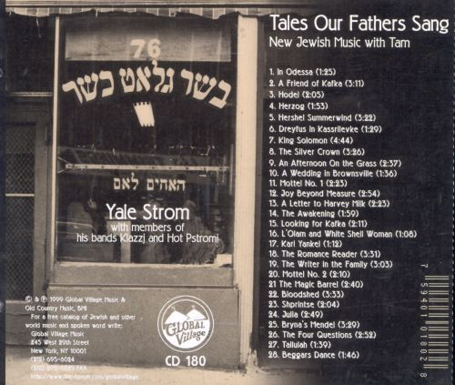 Tales Our Fathers Sang