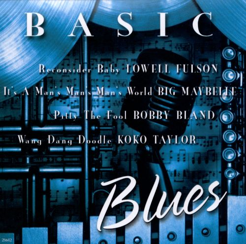 Basic Blues, Vol. 4