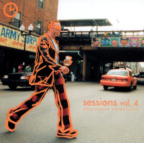 Afterhours Presents: Sessions, Vol. 4