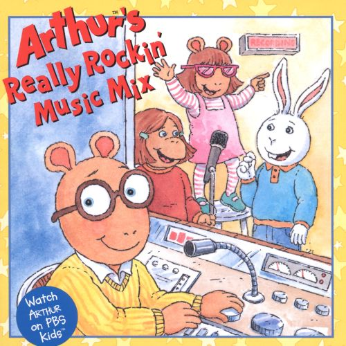 Arthur's Really Rockin' Music Mix