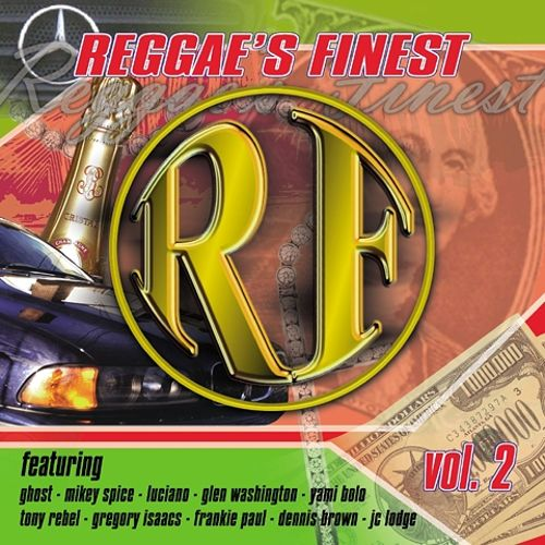 Reggae's Finest, Vol. 2