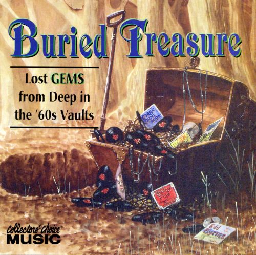 Buried Treasure: Lost Gems from Deep in the '60s Vaults