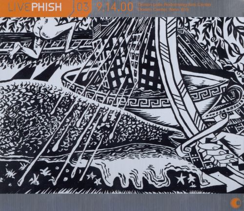 Live Phish, Vol. 3: 9/14/00 (Darien Lake Peforming Arts Center, Darien Center, NY)